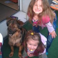 Ilko hat viele tolle Freundinnen gefunden und ist ein richtiger Held in der Familie